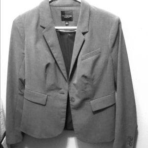 The limited gray blazer size 2 like new